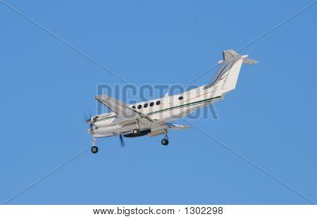 Business Airplane King Air
