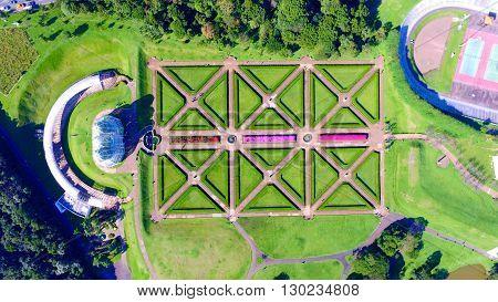 Aerea Jardim botanico - Curitiba - BRAsil