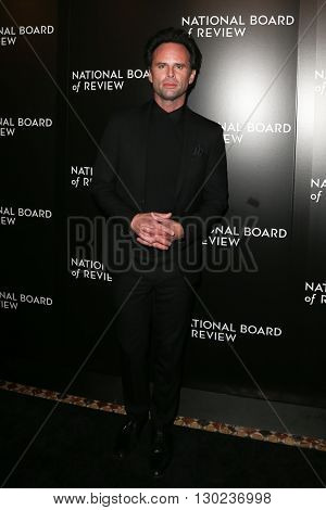 NEW YORK-JAN 5: Actor Walton Goggins attends the 2015 National Board of Review Gala at Cipriani 42nd Street on January 5, 2016 in New York City.