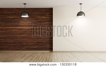 Interior Background 3D Render