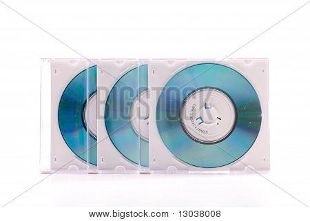 Mini Disc Data Cd's