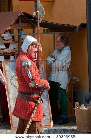 The Medieval Market Of Turku