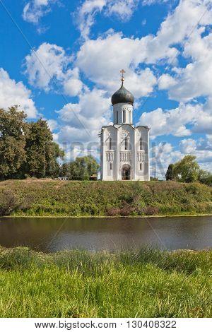 Russian Famous Church