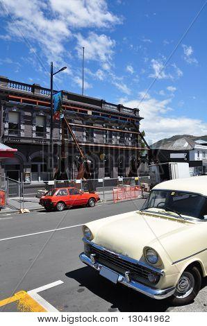 Christchurch  Lyttelton , New Zealand