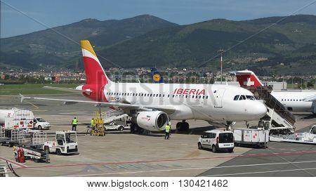 Iberia Airways Aircraft