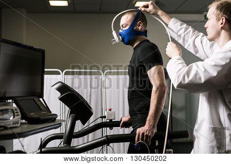 Checking The Aerobic Capacity