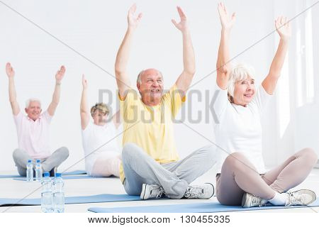 Deriving Pleasure From Fitness For Seniors Classes