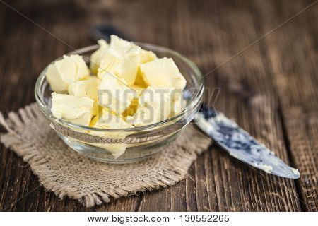 Butter (selective Focus)