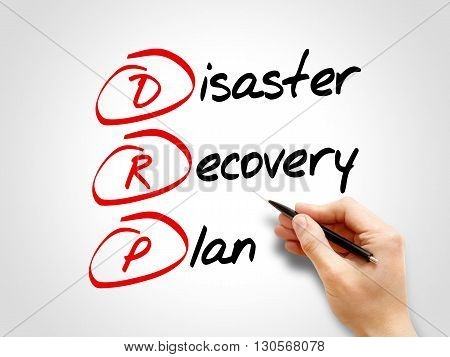 Drp - Disaster Recovery Plan