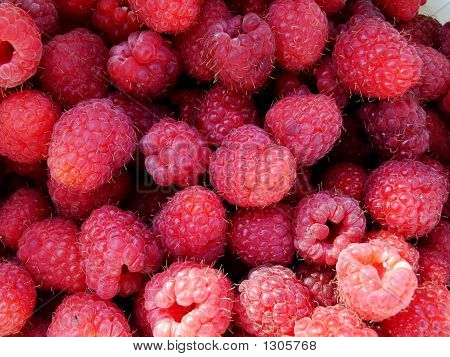 Yummy Raspberry Fresh Fruit