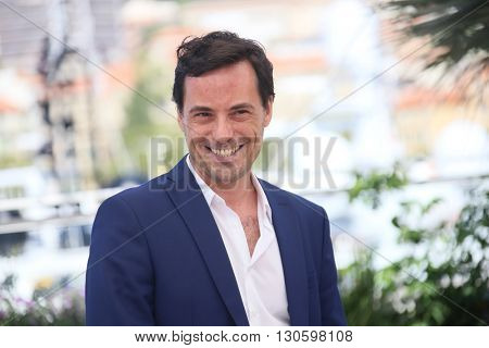 Actor Diego Velazquez attends the 'La Larga Noche De Francisco Sancti' photocall during the 69th Annual Cannes Film Festival at the Palais des Festivals on May 20, 2016 in Cannes, France.