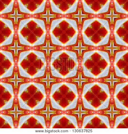 art grunge red mosaic seamless abstract pattern illustration background