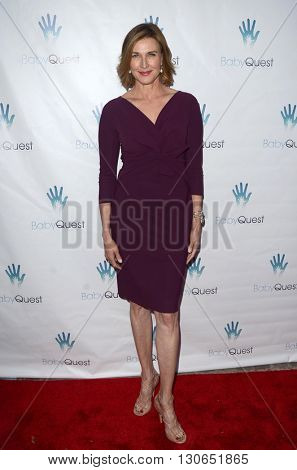 LOS ANGELES - MAY 19:  Brenda Strong at the BabyQuest Fundraiser Gala at Private Estate on May 19, 2016 in Toluca Lake, CA