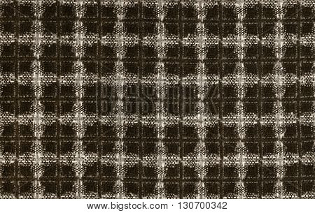 Background Textured Wool Fabric