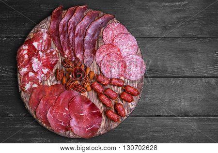 Meat-cutting Sausage Jerked