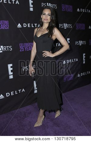 LOS ANGELES - MAY 20:  Torrey DeVitto at the PS Arts - The Party at NeueHouse Hollywood on May 20, 2016 in Los Angeles, CA