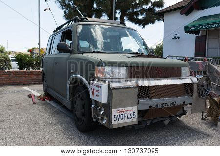 Kia Soul Post-apocalyptic Survival Vehicle