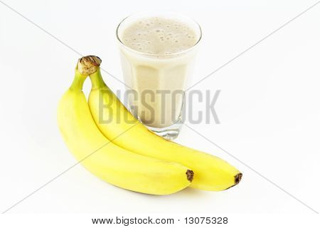 Bananas with Puree