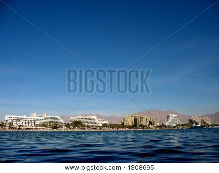 Eilat Coast
