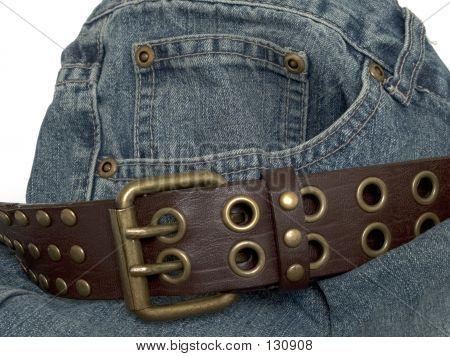 Denim And Belt 2