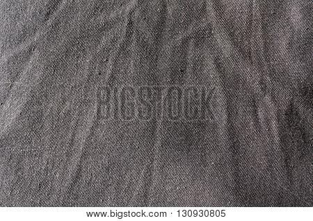 Gray Abstract Textile Texture