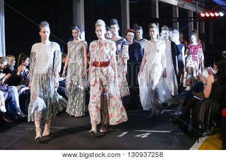 Cro A Porter Fashion Show : Katarina Dzale, Zagreb, Croatia