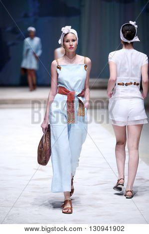 Cro A Porter Fashion Show : Lore, Zagreb, Croatia