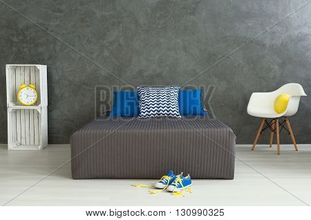 Room Of Young Boy