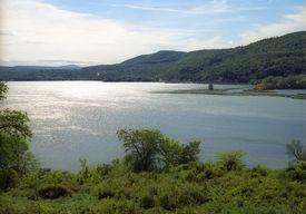 Hudson River Water View