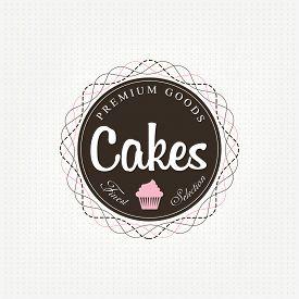 Vintage Bakery Label
