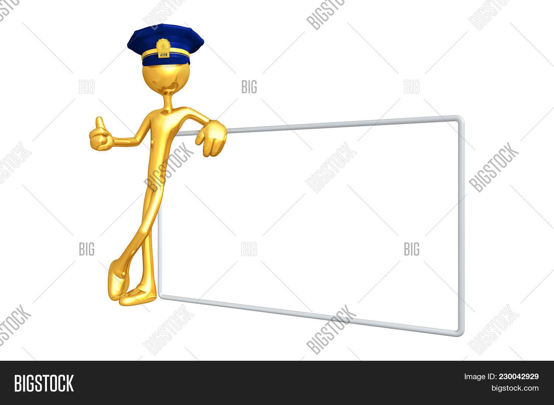 Communication original 3d character police powerpoint template communication powerpoint template 60 slides maxwellsz