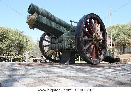 Howitzer Gun From Ww2