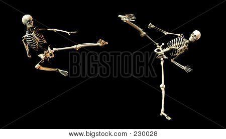 Fighting Bones