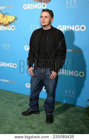 LOS ANGELES - MAR 6:  Prince Michael Jackson at the