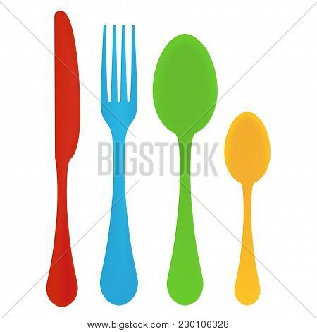 Plastic Cutlery. Children S