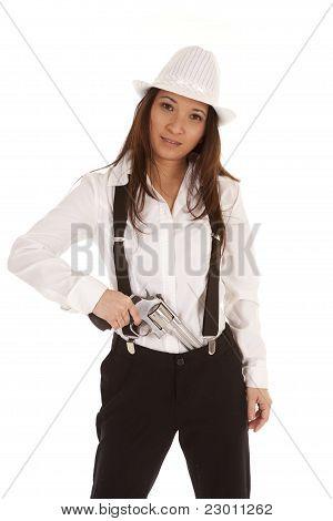 Gangster Gun Pants