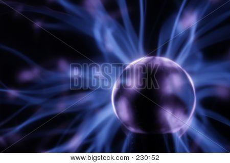 Abstrakt-Nebel-Raum
