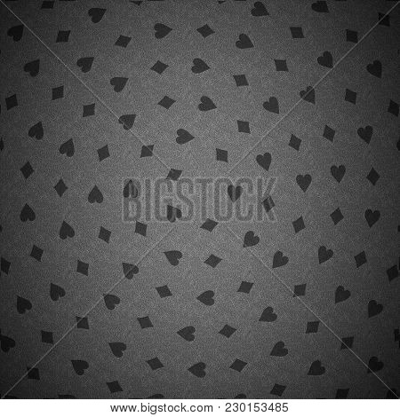 Pattern For A Casino On The Cloth