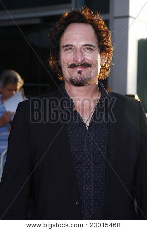 LOS ANGELES, CA - AUGUST 30: Kim Coates at the FX's 'Sons Of Anarchy' season 4 premiere at the ArcLight Cinemas Cinerama Dome on August 30, 2011 in Los Angeles, California