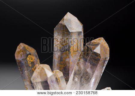 Amethyst Mineral Specimen Stone Rock Gem Purple