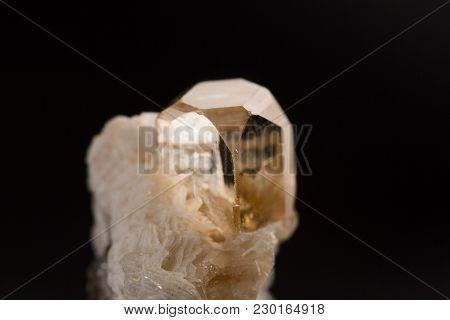 Topaz Mineral Specimen The Geology Rock Gem