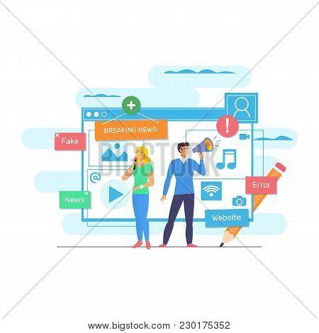 Online News, Newspaper, News Website.news Update, Digital Content, Internet Newspaper, News Article
