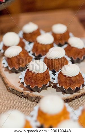 Bundt Cakes Are Becoming A Popular Alternative To Wedding Cake Or Cupcakes At Wedding Receptions.