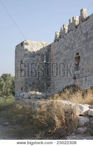 Ruins of Afek and Migdal Tzedek