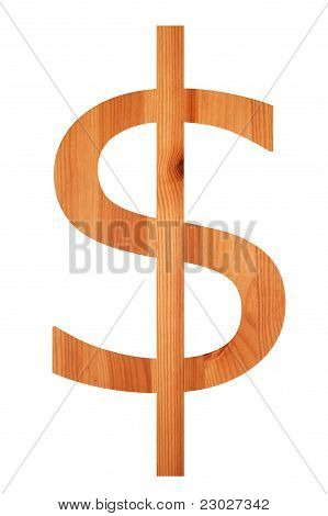 Wood Alphabet $