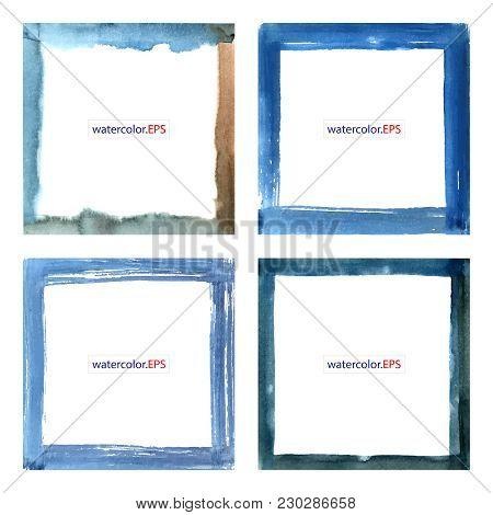 Set Watercolor Vector & Photo (Free Trial) | Bigstock
