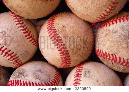 Baseball - 7 Close Up