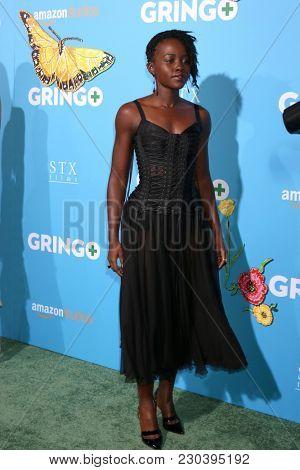 LOS ANGELES - MAR 6:  Lupita Nyong'o at the