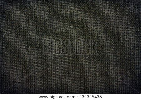Golden Age Texture Cotton Sack Sacking Country Background.