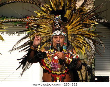 Aztec Tribal Elder 2